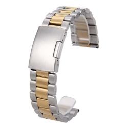 Bracelet Montres Acier Inox ECO Dual 20mm