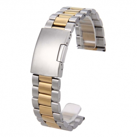 Brazalete Armis Acero Inoxidable ECO Dual 20mm