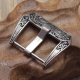 Stainless Steel buckle West 2