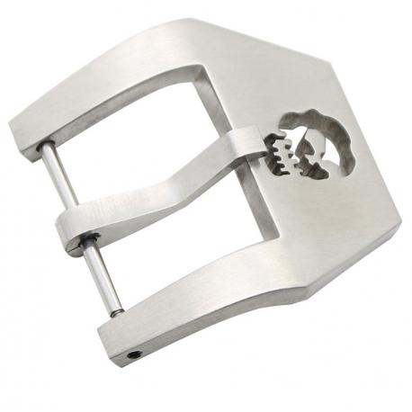Stainless Steel buckle Skull