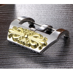 Stainless Steel buckle Lys Gold Plated
