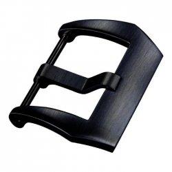 Stainless Steel buckle Panama PVD Black