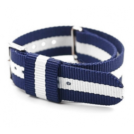 Nylon WELLI Nato Strap 18mm Many Colors