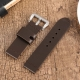 Leather Strap 100% Genuine Vintage MAX Chocolate 22mm 24mm 26mm