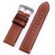 Leather Strap 100% Genuine Vintage Swen 22mm 24mm 26mm