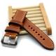 Correa Cuero 100% Genuino Vintage Swen 22mm 24mm 26mm