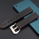 Leather Strap 100% Genuine Buck 22mm or 24mm