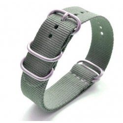 Nylon Nato Strap Bond Military Green