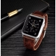 Bracelet Apple Watch Perfectis cuir 100% véritable 42mm Chocolat