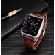 Correa Cuero Apple Watch 100% Genuino Perfectis 42mm Chocolate