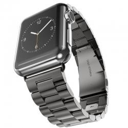Brazalete Acero inoxidable Apple Watch 42mm Negro