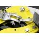 Milanesas Shark Mesh Acero Inoxidable 24mm Vip