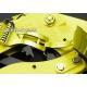 Milanaise Vip Plaquée or Bracelet Maille Shark Mesh 18mm