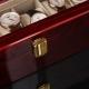 Boite pour 6 Montres Bois Piano Haute Qualité Zweiler