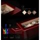 High Quailty Watch Box 6 Slots Piano Wood Zweiler
