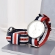 Correa Reloj estilo WELLI NATO Colores a elegir 18mm
