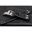 Aviator leather Straps