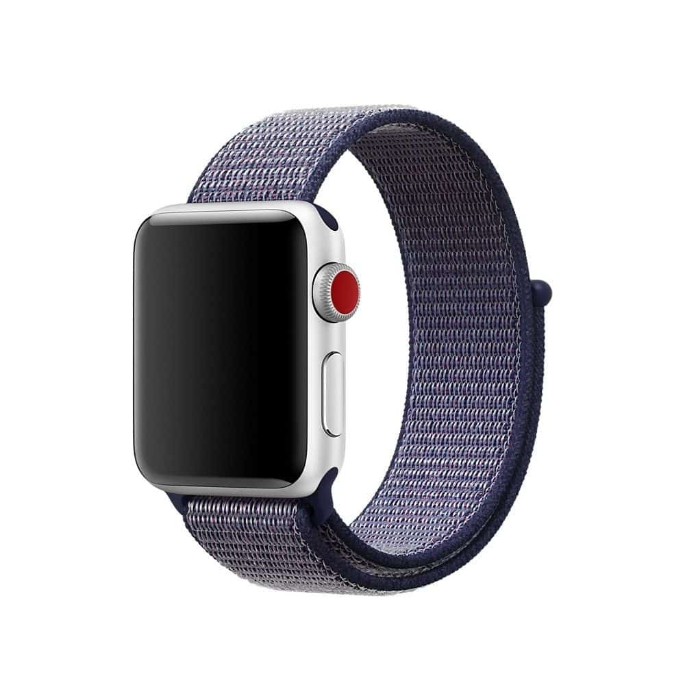 Brazalete Deportivo Apple Watch 38mm iSloop azul
