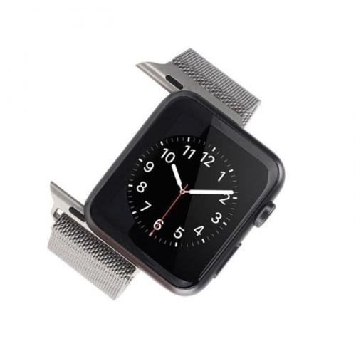 Bracelet Acier Inox Apple Watch 38mmLoop