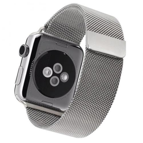 Brazalete Acero Apple Watch 38mm Loop.