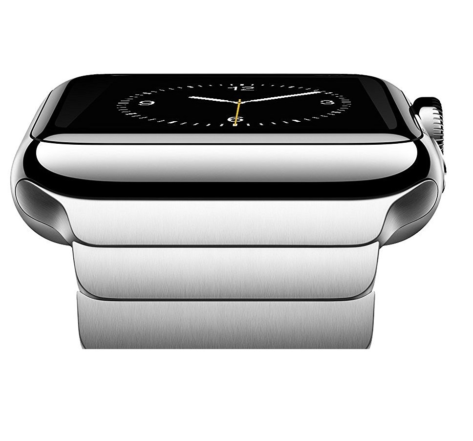 Brazalete Acero inoxidable Apple Watch 42mm iLuxe.