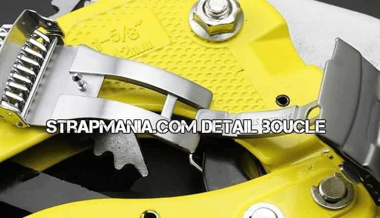Milanaise Shark mesh maille montre de plongée